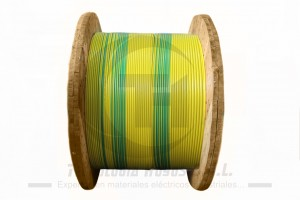 CABLE CPT ELCOPE 4AWG AMARILLO VERDE